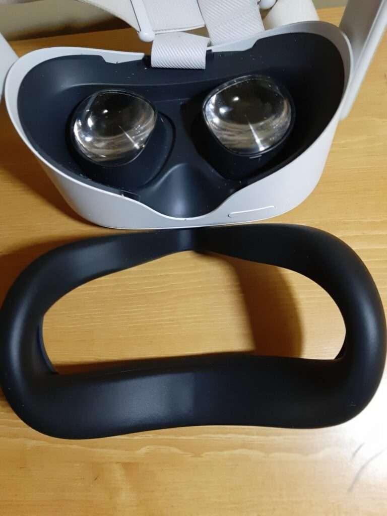 Oculus Quest2シリコンカバー